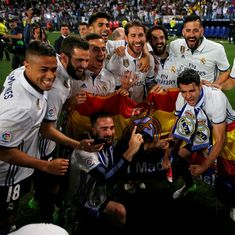 Real Madrid deserved La Liga title after 5 years, but their football wasn't exciting enough