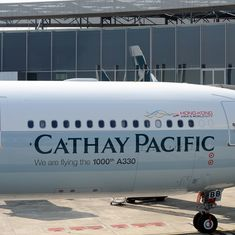 Hong Kong's Cathay Pacific to lay off 600 employees