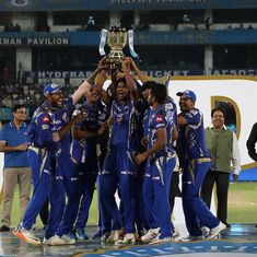 Mumbai's T20 domination, a 17-year-old's genius, and other cool stats from the IPL playoffs