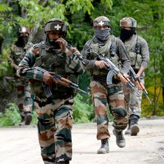 Jammu and Kashmir: Three suspected LeT militants killed in an encounter in Pulwama district