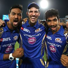 IPL 10: Mumbai Indians had no business winning the final, but the bowlers made it happen
