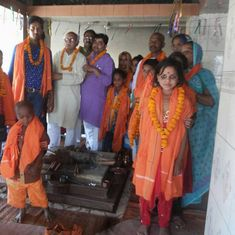 Yogi effect: RSS men convert 43 Muslims in Uttar Pradesh to Hinduism