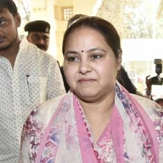 Delhi: ED raids at Misa Bharti's residence over alleged money laundering case