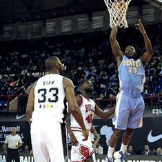 NBA player Faried rues lack of basketball facilities in India