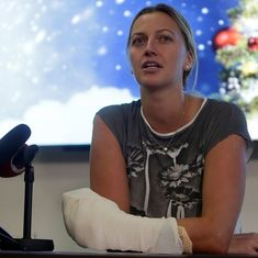 Knife attack survivor Petra Kvitova to make 'last-minute decision' on French Open