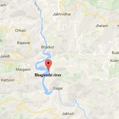Uttarakhand: At least 22 dead after bus falls into Bhagirathi river