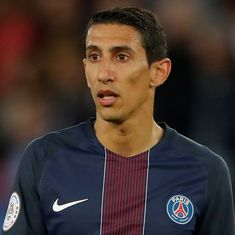 Paris Saint-Germain's Angel Di Maria, Javier Pastore homes raided in tax probe