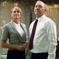 Everyone has the 'ability to reform', says Robin Wright on a second chance for Kevin Spacey
