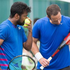 Leander Paes-Scott Lipsky progress to second round of Geneva Open