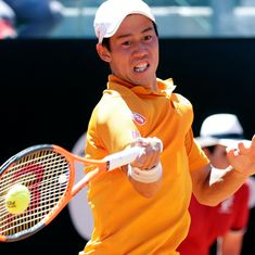 Kei Nishikori confident of clay court showing despite recent slump