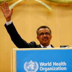 'Investing in health is not a waste but actually a means to development': Interview with WHO chief
