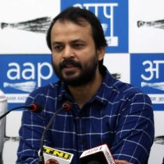 AAP's Ashish Khetan tells SC that fringe Hindu groups are threatening to kill him