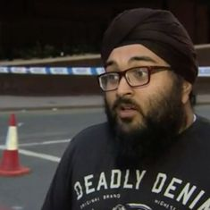 Watch: After the Manchester attack, this Sikh taxi driver offered free rides to anyone in need