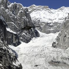 Indian Air Force denies reports that Pakistani jets flew over the Siachen glacier