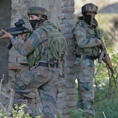 Jammu and Kashmir: Army says major attack in Uri sector foiled, four militants killed