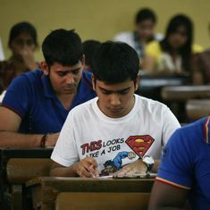 Readers' comments: Don't students taking exams this year also deserve a syllabus concession?