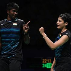 China Open badminton: Satwik-Ashwini stun world no 7, Satwik-Chirag make winning return from injury