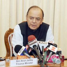 Every account named in the Panama Papers leak is being investigated: Arun Jaitley tells Rajya Sabha