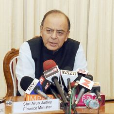 GST was not an easy reform to implement, says Finance Minister Arun Jaitley