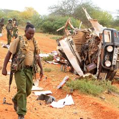 Kenya: Eight policemen killed in two separate bomb blasts