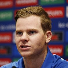 Despite payment dispute distractions, Steve Smith promises to get on with job at Champions Trophy
