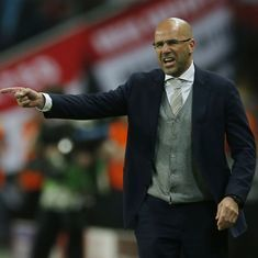 Peter Bosz, the man who led Ajax into Europa League final, appointed Dortmund Coach