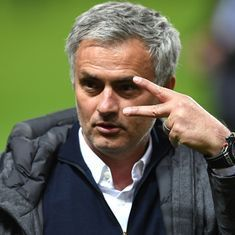 Manchester United manager Jose Mourinho accused of €3.3-million tax fraud