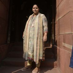 I-T department issues fresh summons to Lalu Prasad Yadav's daughter in benami deals case