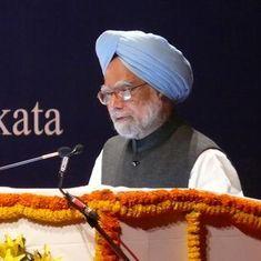Free thinking at universities is under threat, says Manmohan Singh