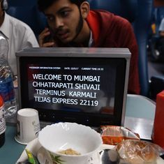 तेजस एक्सप्रेस में परोसा गया खाना खाने से 26 यात्रियों के बीमार होने सहित दिन के बड़े समाचार