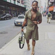 Are men's clothes becoming too feminine? A new fashion trend sparks a debate