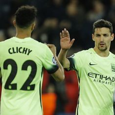Jesus Navas, Gael Clichy join Manchester City's summer clearout