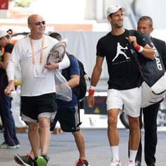 Steffi Graf convinced Andre Agassi to take up Novak Djokovic's coaching offer