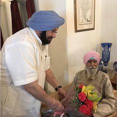 Former Punjab DGP KPS Gill dies