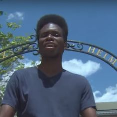 Watch: Harvard student makes history by submitting a rap album as thesis, graduates with honours