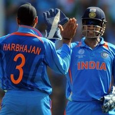 Understand why Dhoni got selected but why not same privileges for me, asks Harbhajan