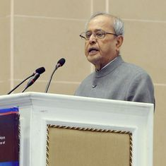 'Are you vigilant enough, proactively, to save the basic tenets of our country?': Pranab Mukherjee