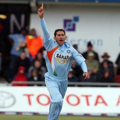 A new innings: Former India pacer Ajit Agarkar becomes Mumbai's chairman of selectors