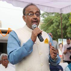 सरकार रफाल सौदे पर चर्चा के लिए तैयार है पर कांग्रेस इससे भाग रही है : विजय गोयल