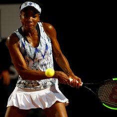 French Open: Venus Williams marks 20-year milestone at Roland Garros
