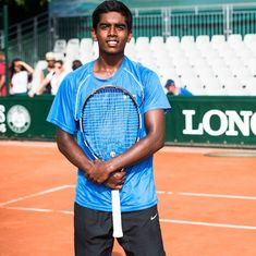 Abhimanyu Vannemreddy grabs junior French Open wild card berth after winning qualifying event