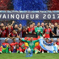 Paris Saint-Germain win French Cup thanks to Issa Cissokho's own goal