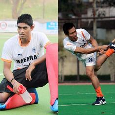 Akash Chikte and Chinglensana Singh have new roles in Indian hockey and they're quietly confident