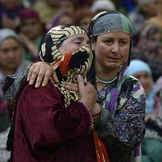'Unidentified gunmen' are back in South Kashmir – claiming three victims in one weekend