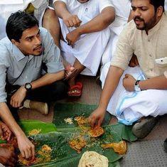 सरेआम बछड़ा काटने और फिर उसका मांस पकाकर खाने वाले केरल कांग्रेस के तीन कार्यकर्ता निलंबित