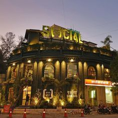 Why do Mumbai's hipster cafés and pubs look the same? These architects might have the answer