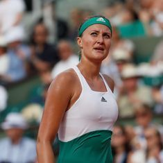 Tennis: Unseeded Mladenovic beats former partner Garcia in grudge match at Zhengzhou Open