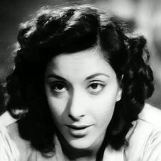 'Not very beautiful but vivacious': How Nargis was cast in her breakthrough movie 'Taqdeer'
