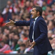 Ernesto Valverde, rooted in Cruyffian values, will have a task at hand at Barcelona