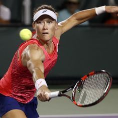 Fed Cup: Australia recall experienced Samantha Stosur for semi-final against Belarus